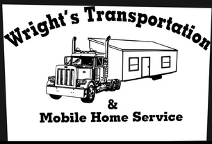 Wright's Transportation & Mobile Home Services LLC.