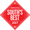 Southern Living South's Best Award