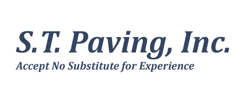 S.T. Paving, Inc. Accept No Substitute for Experience