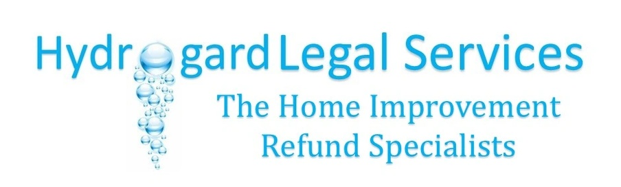 Hydrogard refund specialists 08000 748494