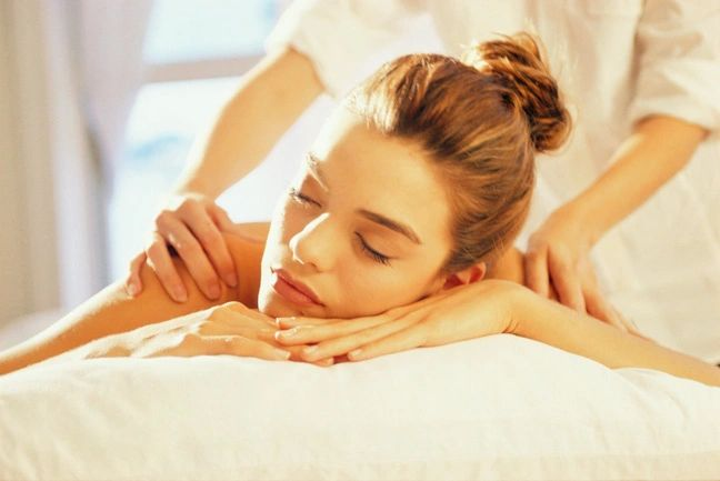 Relax with a calming massage at Metta Wellness.