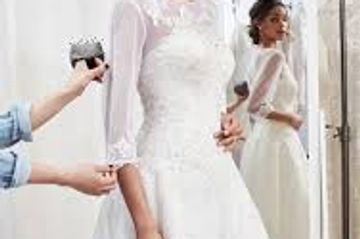 Wedding Gown alterations, wedding gown fitting, wedding, wedding gown