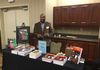 Author Frank Jordan at 2017 African-American Booklovers Expo