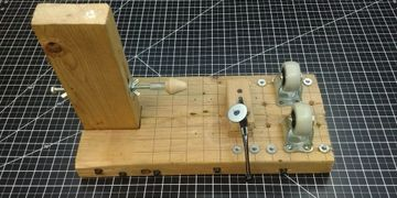 Make a Bottle Cutting Jig - Teardown