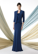 Mother of the bride and mother of the groom dresses are available at Antoinette's Bridal.