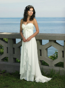 wedding gown from Antoinette's Bridal