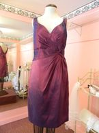 short special occasion, bridesmaid, prom dress