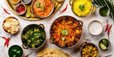 Indian Deliveroo Just East Takeaway Takeout