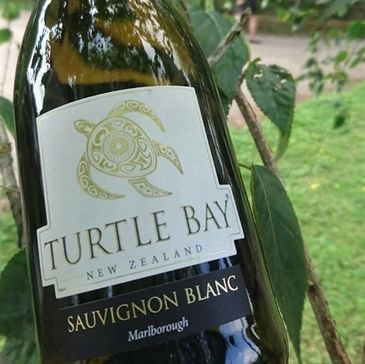 Turtle Bay Sauvignon Blanc Marlborough New Zealand Gold Medal Winner SWA 2018