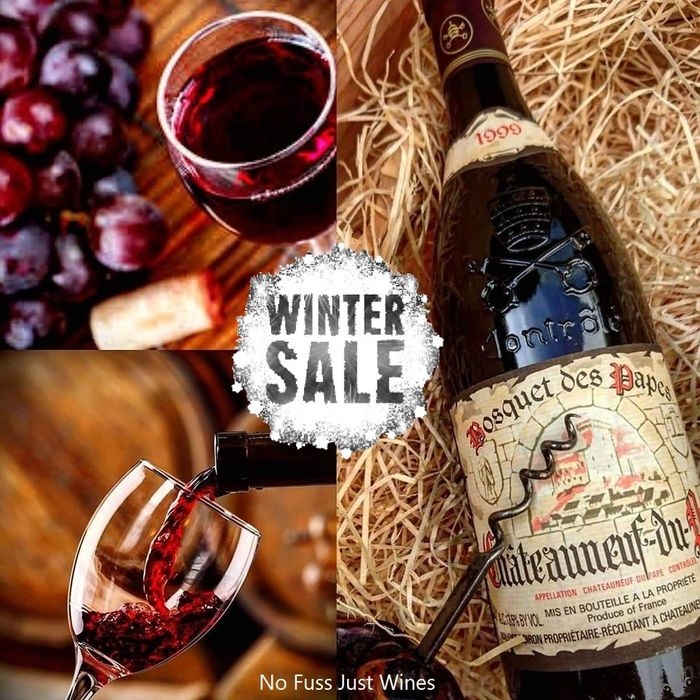 Chateauneuf du Pape Winter Savings Up To 25% OFF