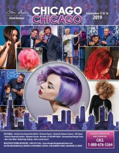 Cover of John Amico's Annual Chicago Chicago Beauty Show