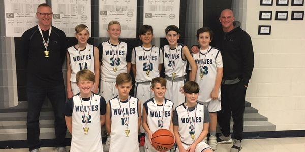 2018 IAABO/Spartan Winter Classic - 1st Place
