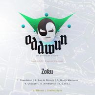 Oddwun Zoku hiphop album cover art