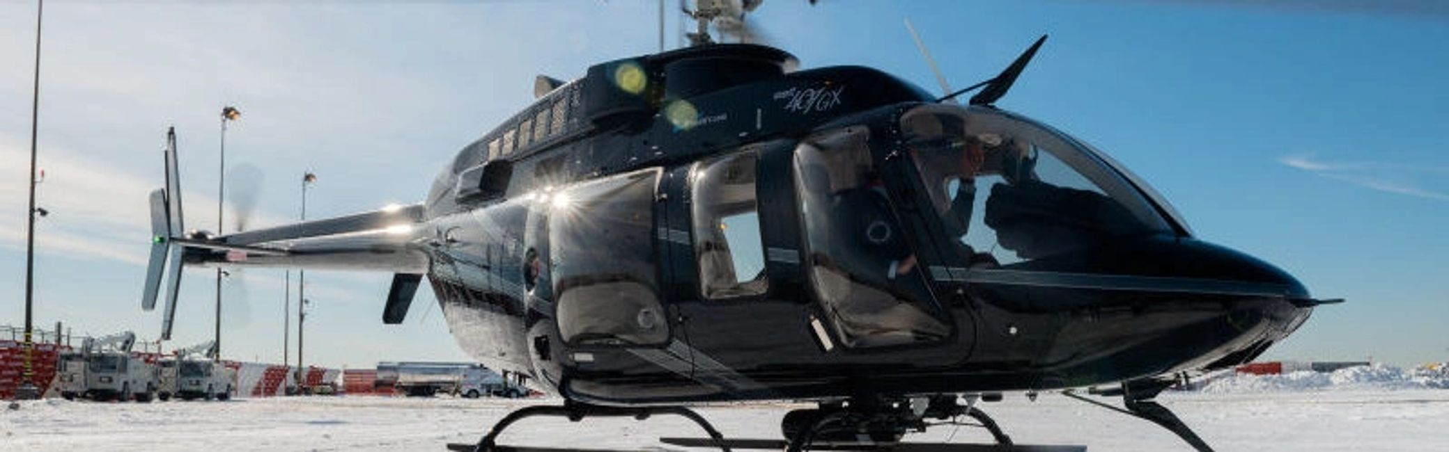 Helicopters | Victoria Helicopters