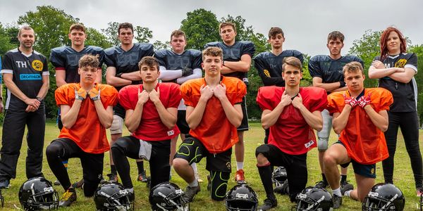 American Football in Sussex