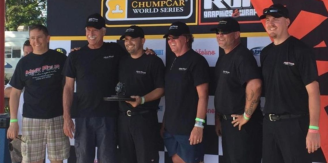 Nine Four Motorsports comes home second at Brainerd International Raceway.