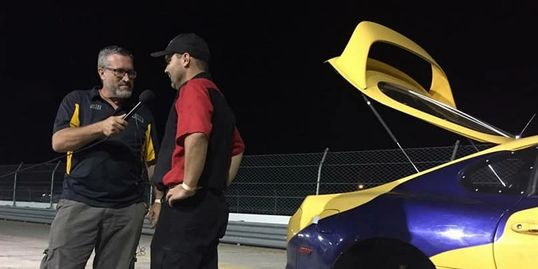 Team Owner, Brian Peele, interview with ChampCar following an event.