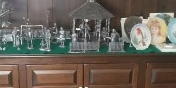 Pewter Collectibles