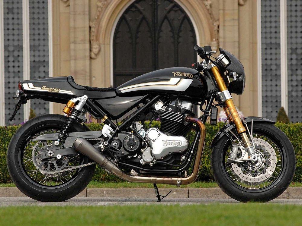 Stunning Norton Commando 961 Street - 50 bikes limited edition