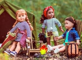 summer art camp 2020 camping american girl doll 18 inch diy stapleton denver 80238 make accessories