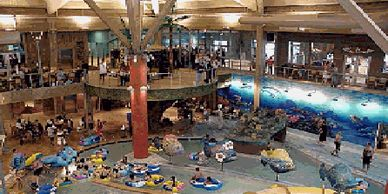 Splash Lagoon Indoor Water Park, Erie, PA, Near Presque Isle State Park