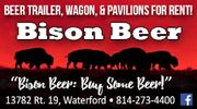 Bison Beer 13782 Rt. 19 Waterford