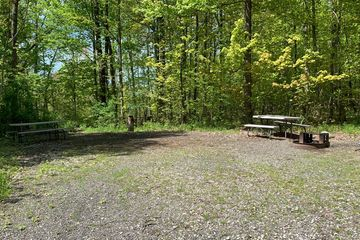 Primitive Tent Site, Campground near Presque Isle State Park, Erie, PA, Tent Camping
