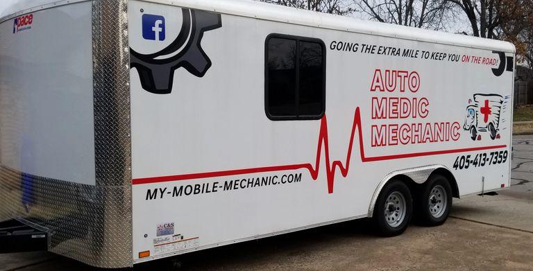 Auto Medic Mechanic Mobile Mechanic Automotive Services
