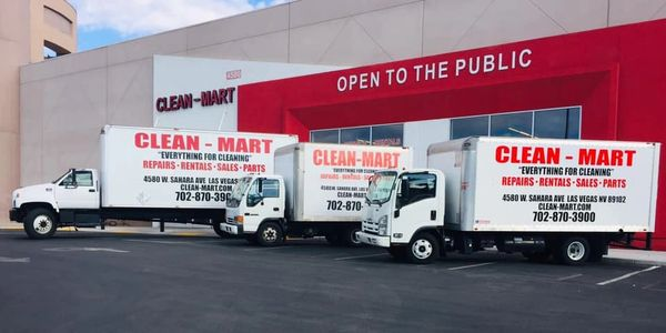 Janitorial Supplies, Auto Detailing - Clean-Mart - Las Vegas