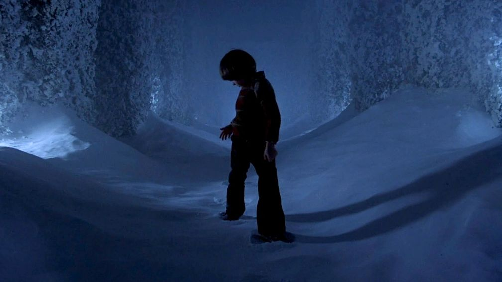 The Shining Film Snow by Snowmec, Frost, icicles