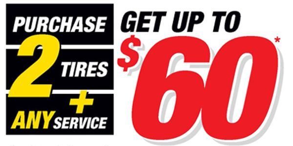 We have constant rebates available!