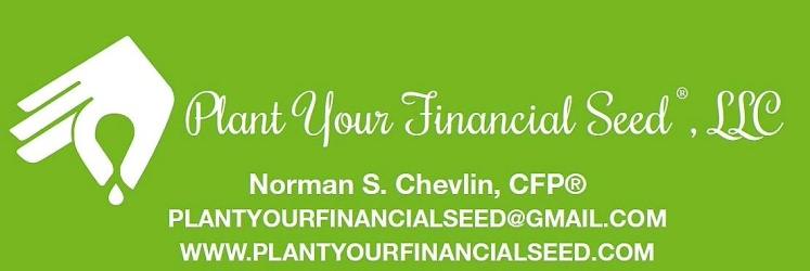 Plant Your Financial Seed