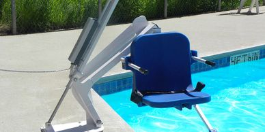 Next Step Mobility offers you a selection of US-made, high quality water access products.