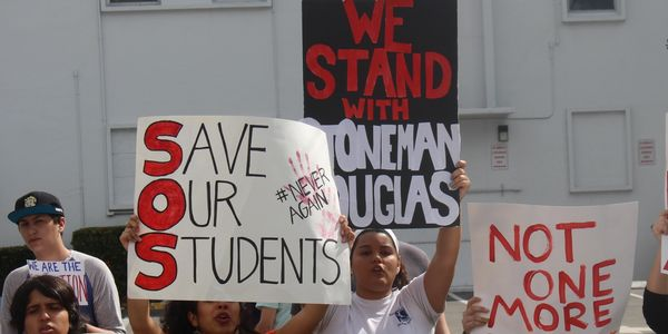 SAVE OUR STUDENTS FROM GUN VIOLENCE