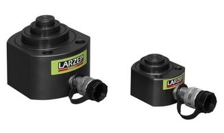 Single Acting Low Profile Cylinders, Load or Spring Return