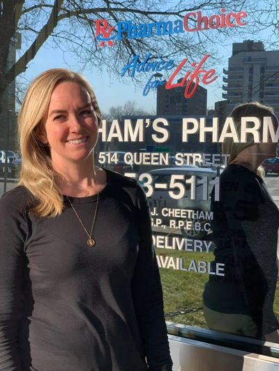 About - Katelyn - Cheetham's Pharmacy