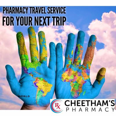 Pharmacy Travel Services for your next trip - Cheetham's Pharmacy Saskatoon