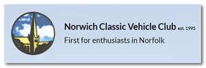 Logo of the Norwich Classic Vehicle Club