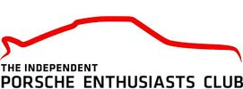 Logo of The Independent Porsche Enthusiasts Club.  TIPEC is a non-elitist club, run by enthusiasts