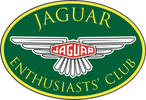 Logo of the Jaguar Enthusiasts' Club, the largest club of Jaguar enthusiasts in the world.