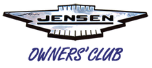 Logo of the Jensen Owners' Club