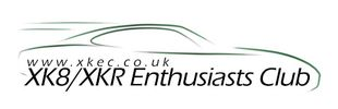 Logo of the Jaguar XK8/XKR Enthusiasts Club (otherwise known as XKEC for short).