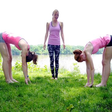 Teaching Pilates - Shoreline Pilates in Louth, Lincolnshire