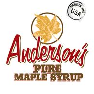 Anderson's Maple Syrup is a proud sponsor of the Wisconsin Maple Syrup Producers Association.