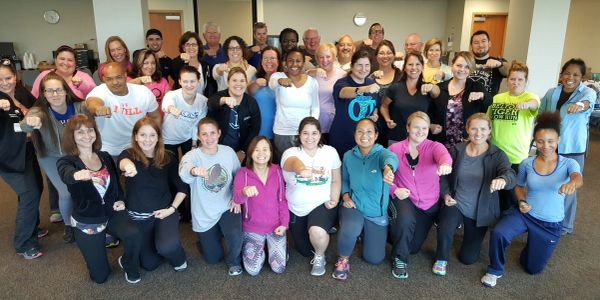 Tai Chi for Rehabilitation participants