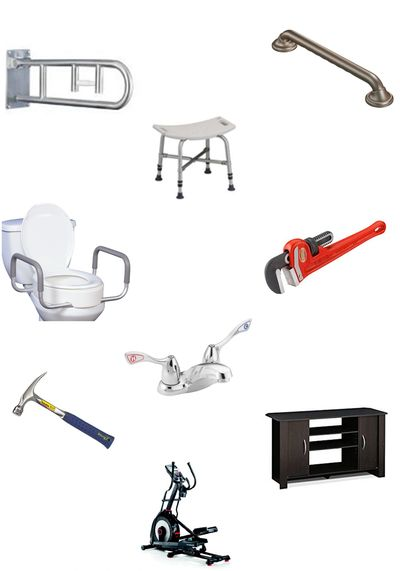 Services Provided Furniture Assembly Handyman Services Handicap Equipment Installations