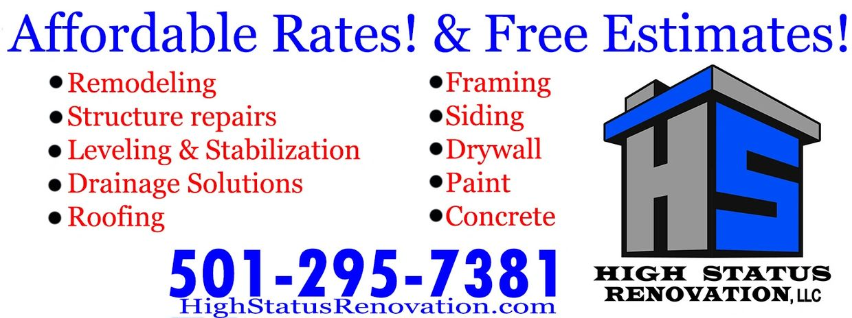 Affordable Home Improvements and Repairs.