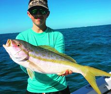 Islamorada yellowtail snapper fishing