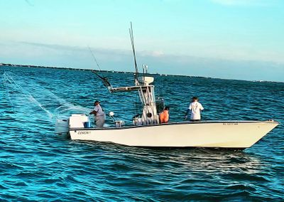 Florida Keys fishing conch 27 Captain Easy Charters