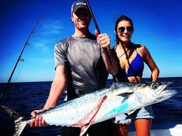 Islamorada kingfish deep sea fishing